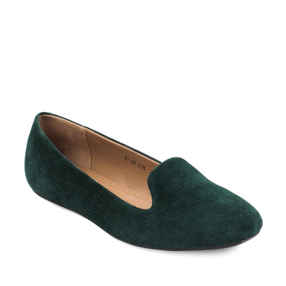 Туфли на плоской подошве CorsoComo (Корсо Комо) 50-405-6705