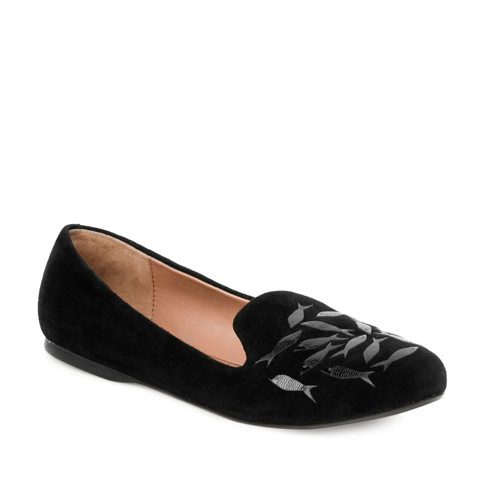 Туфли на плоской подошве CorsoComo (Корсо Комо) 50-406-5745