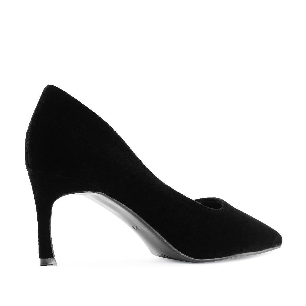 Женские туфли CorsoComo (Корсо Комо) 60-25-652-2-2 к.п. Туфли жен текстиль черн.