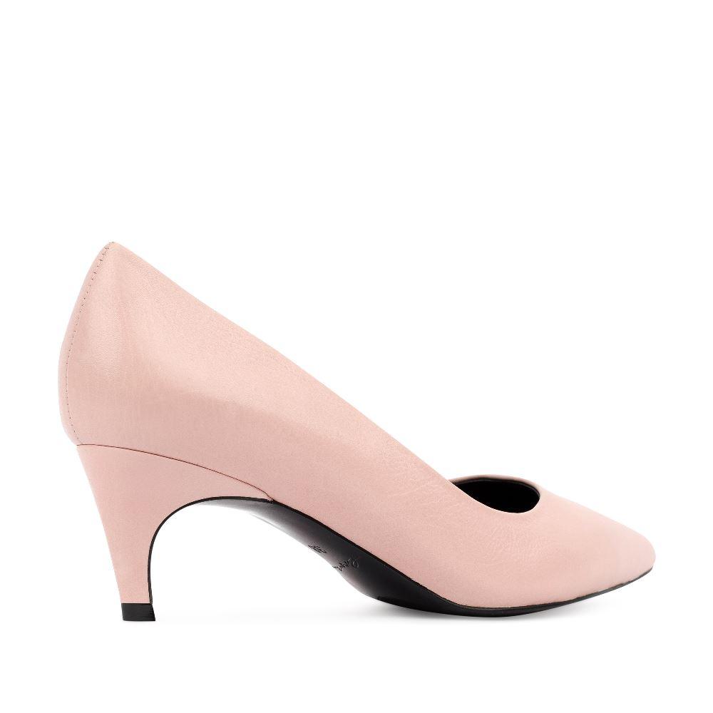 Женские туфли CorsoComo (Корсо Комо) 60-58-1196-12-1 к.п. Туфли жен кожа роз.