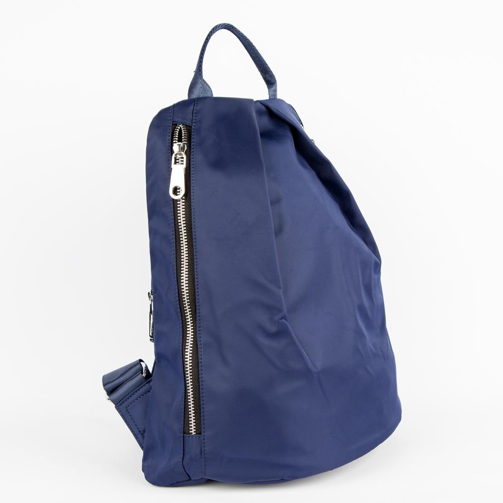 Сумка CorsoComo (Корсо Комо) Рюкзак синего цвета из текстиля