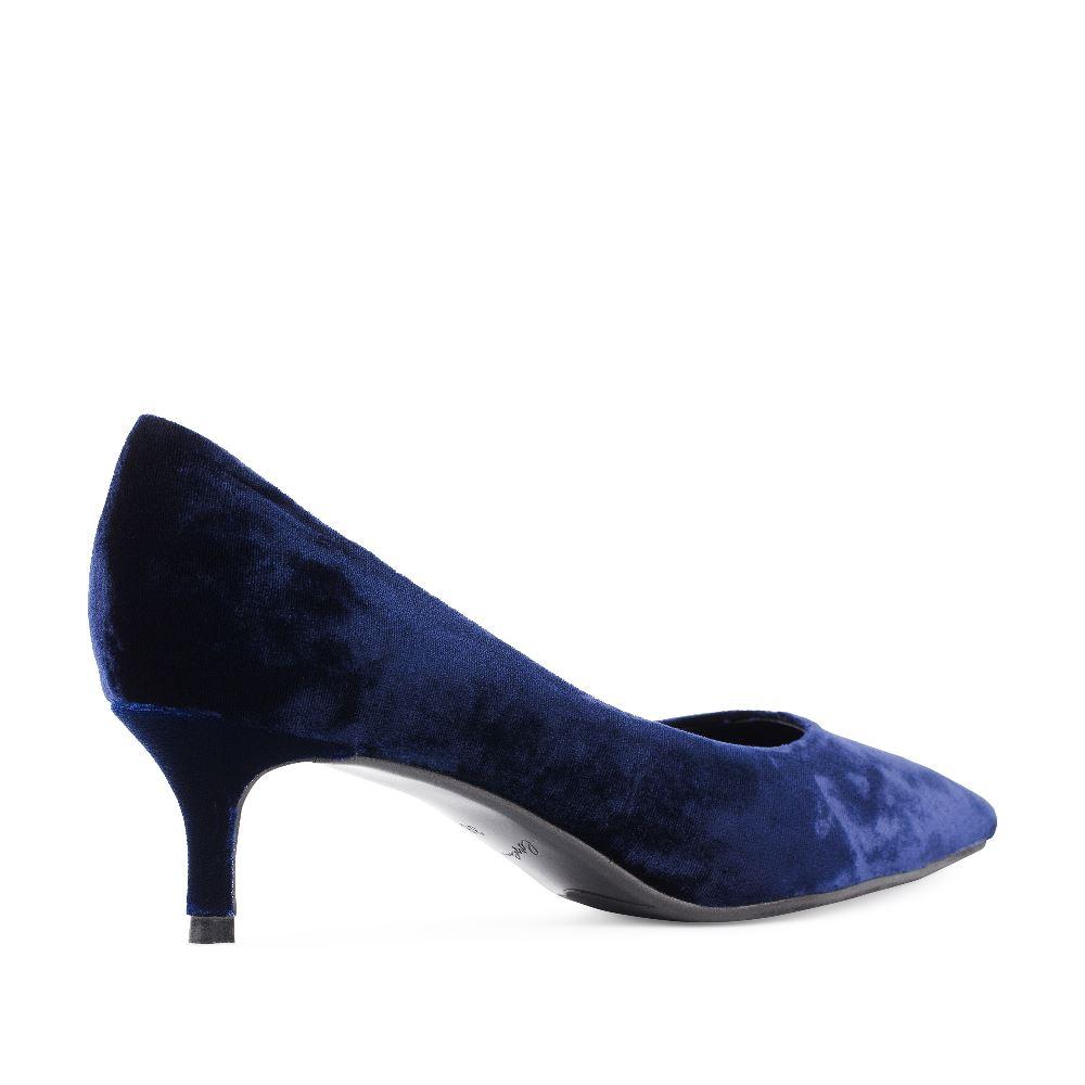 Женские туфли CorsoComo (Корсо Комо) 70-D880-88-2 к.п. Туфли жен текстиль син.