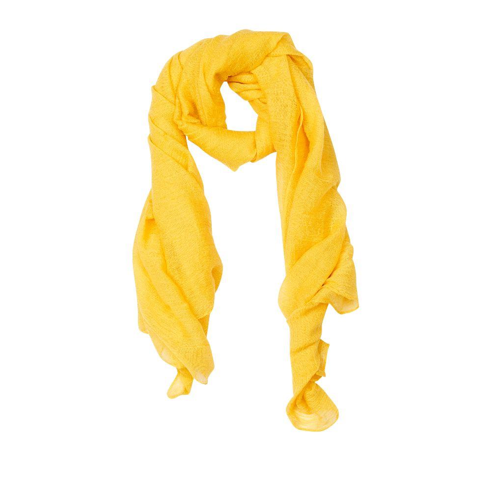 Шарф CorsoComo (Корсо Комо) Шарф желтого цвета