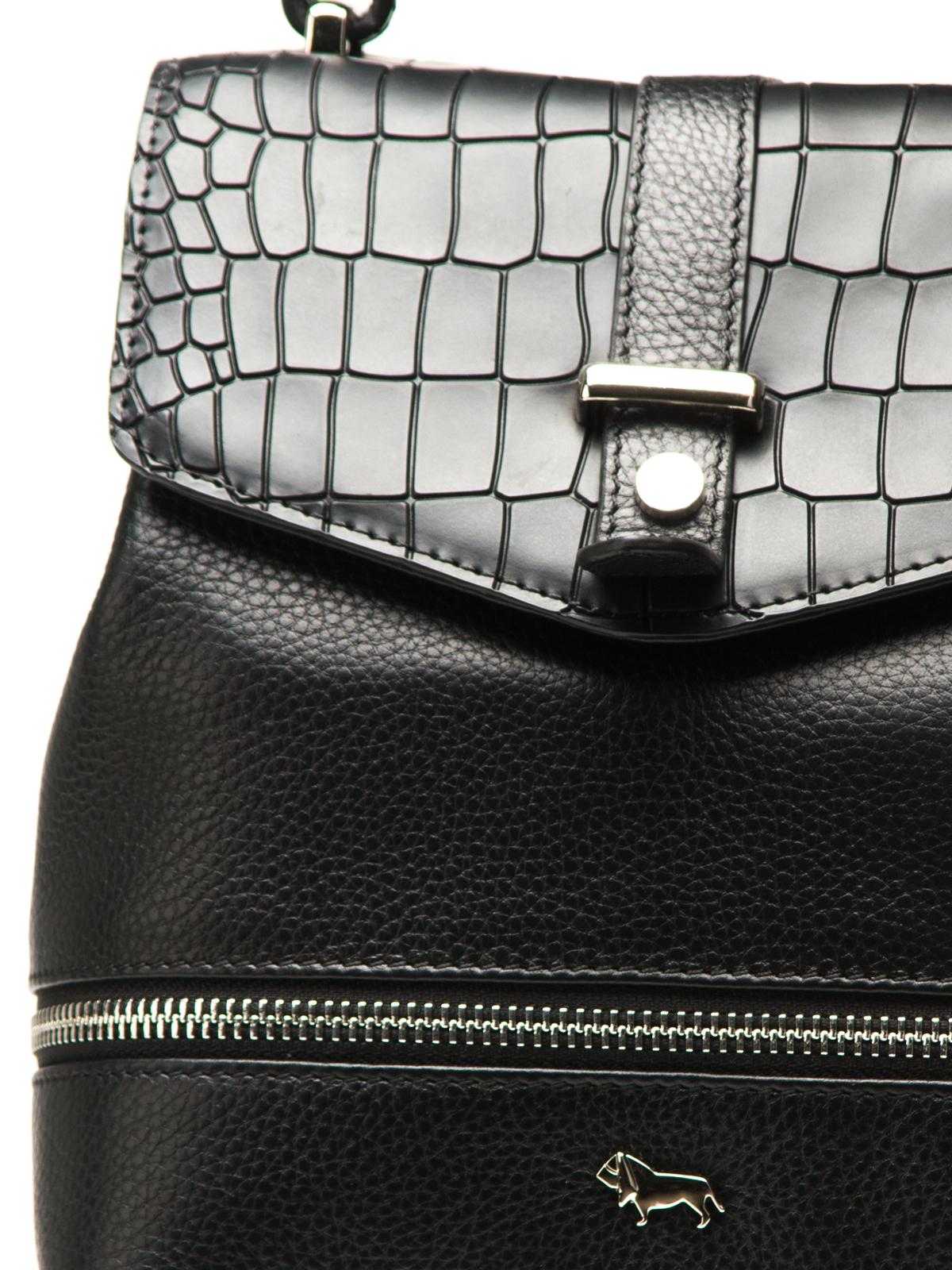 Сумка Eleganzza L-15869-black