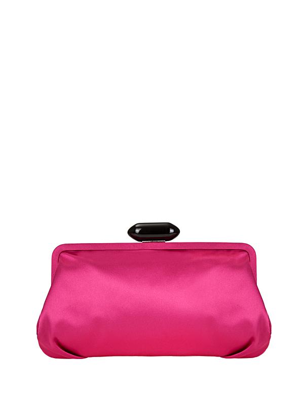 Сумка Eleganzza Клатч розового цвета